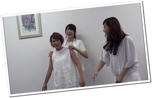 C-ute in Arashi wo okosunda Exciting Fight! making of.. (24)