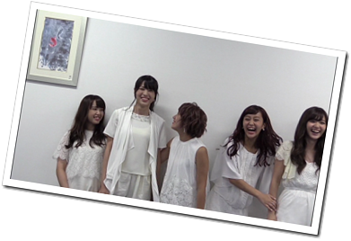 C-ute in Arashi wo okosunda Exciting Fight! making of.. (26)