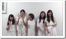 C-ute in Arashi wo okosunda Exciting Fight! making of.. (27)