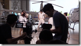 C-ute in Arashi wo okosunda Exciting Fight! making of.. (4)