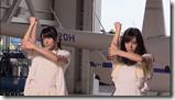 C-ute in Arashi wo okosunda Exciting Fight! making of.. (5)