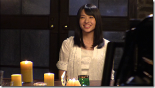 C-ute in Arigatou ~mugen no yell~ making of.. (15)