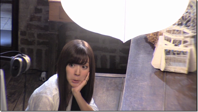 C-ute in Arigatou ~mugen no yell~ making of.. (26)
