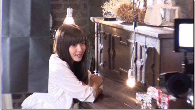 C-ute in Arigatou ~mugen no yell~ making of.. (28)