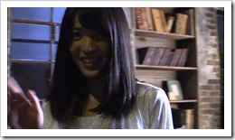 C-ute in Arigatou ~mugen no yell~ making of.. (32)