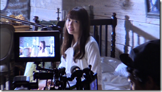 C-ute in Arigatou ~mugen no yell~ making of.. (7)