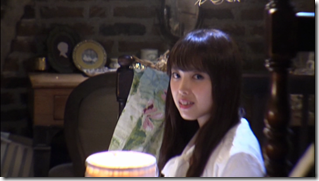 C-ute in Arigatou ~mugen no yell~ making of.. (8)