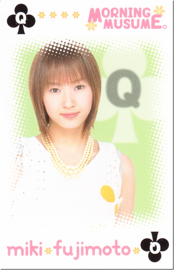 Hello! Project TRUMPS Morning Musume deck (17)