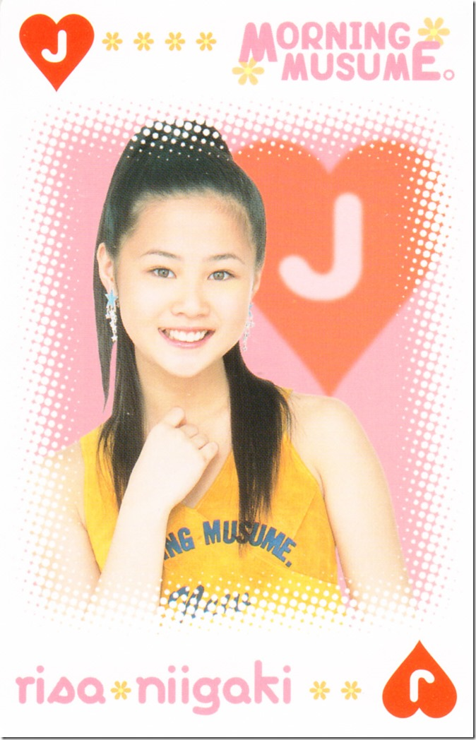 Hello! Project TRUMPS Morning Musume deck (6)