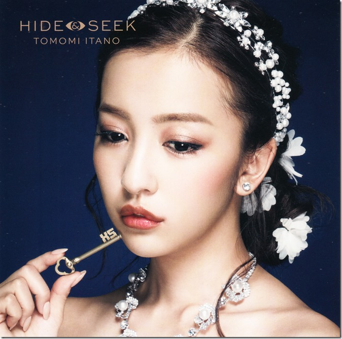 Itano Tomomi HIDE & SEEK LE type B single jacket scans (1)