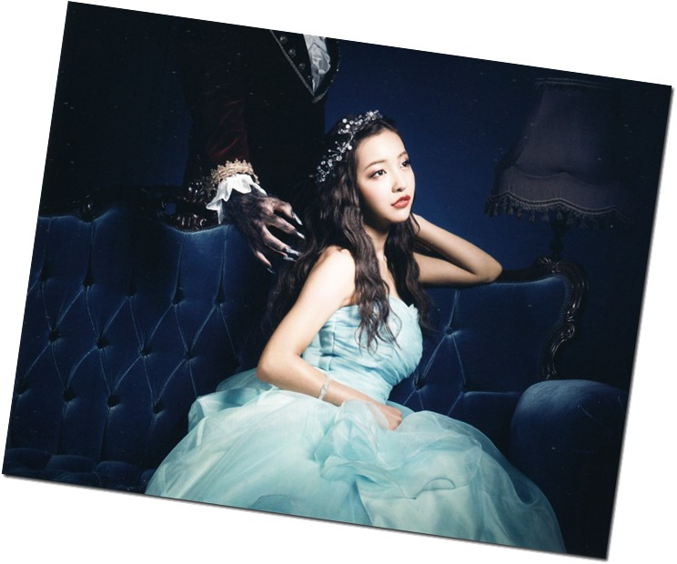Itano Tomomi HIDE & SEEK LE type B single jacket scans (3)