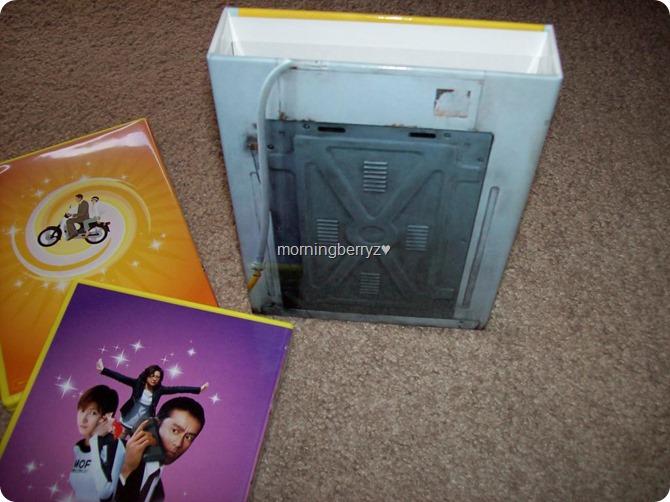 my Bubble e go!! Time Machine wa Drum Shiki LE DVD set..