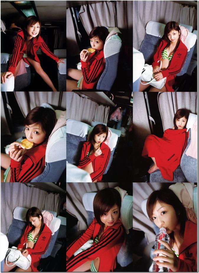 Ogura Yuko Encyclopedia of Yuko Ogura shashinshuu (106)