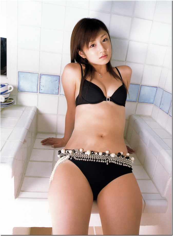 Ogura Yuko Encyclopedia of Yuko Ogura shashinshuu (117)