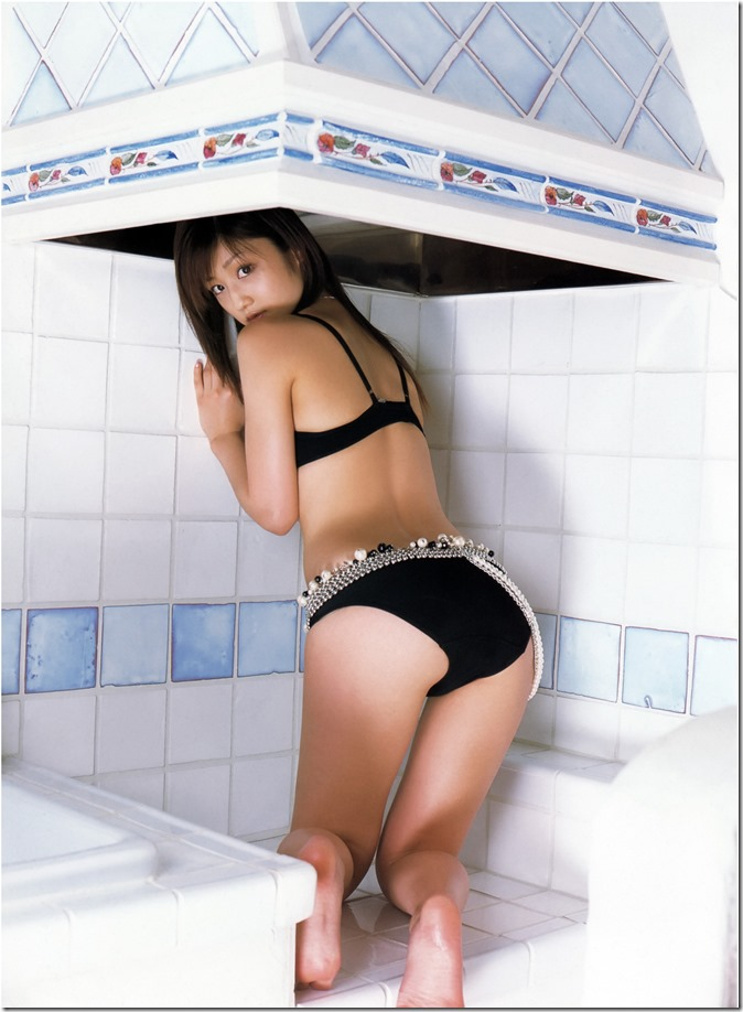 Ogura Yuko Encyclopedia of Yuko Ogura shashinshuu (120)