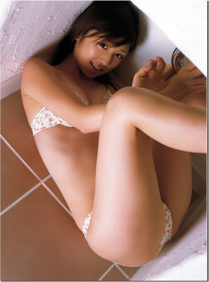Ogura Yuko Encyclopedia of Yuko Ogura shashinshuu (122)