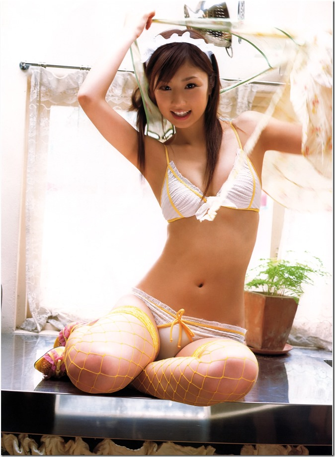 Ogura Yuko Encyclopedia of Yuko Ogura shashinshuu (34)