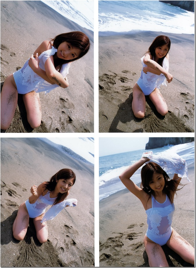 Ogura Yuko Encyclopedia of Yuko Ogura shashinshuu (64)