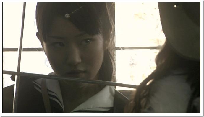 Saki meets Aya
