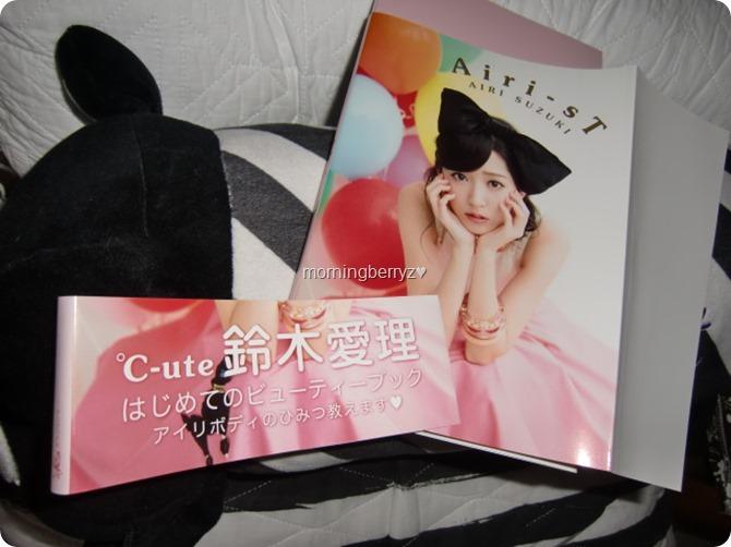 Suzuki Airi Style Book Airi-sT