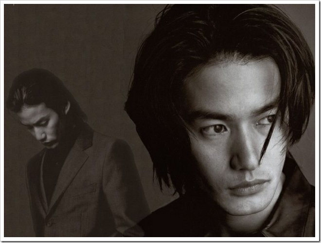 Takenouchi Yutaka......
