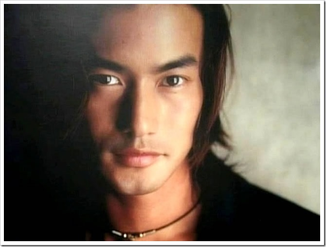 Takenouchi Yutaka..