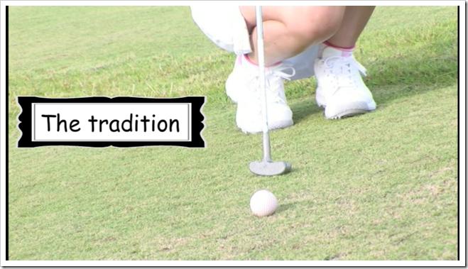 Yuukorin golf..