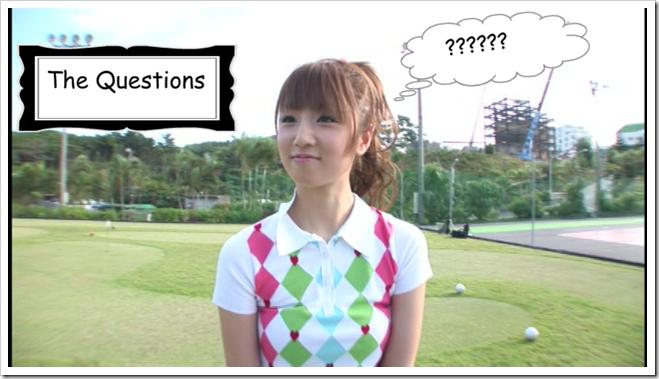 Yuukorin golf....