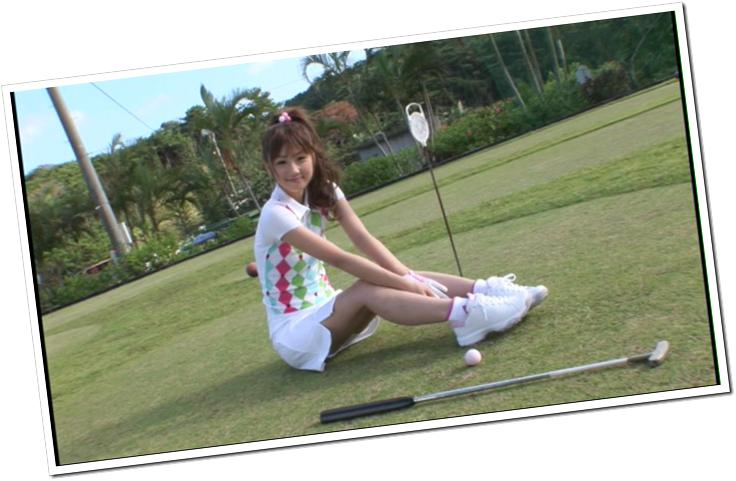 Yuukorin golf!