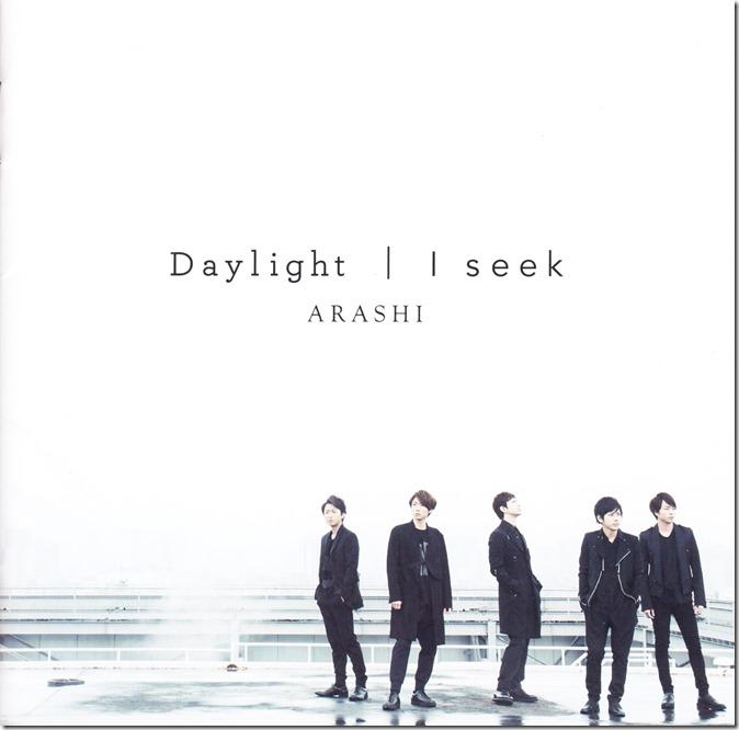 ARASHI Daylight LE booklet scans (1)