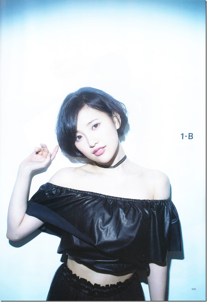 BRODY June 2016 FT. covergirl Mayuyu (25)