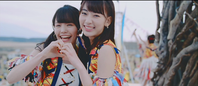 HKT48 in 74 Okubun no 1 no Kimi e (17)