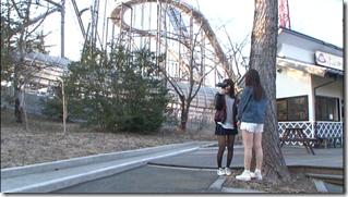 HKT48 Mystery Bus tour (Miyawaki x Murashige LOVE LOVE DATE!) (11)