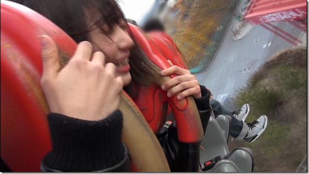 HKT48 Mystery Bus tour (Miyawaki x Murashige LOVE LOVE DATE!) (3)