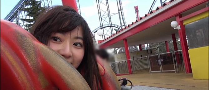 HKT48 Mystery Bus tour (Miyawaki x Murashige LOVE LOVE DATE!) (9)