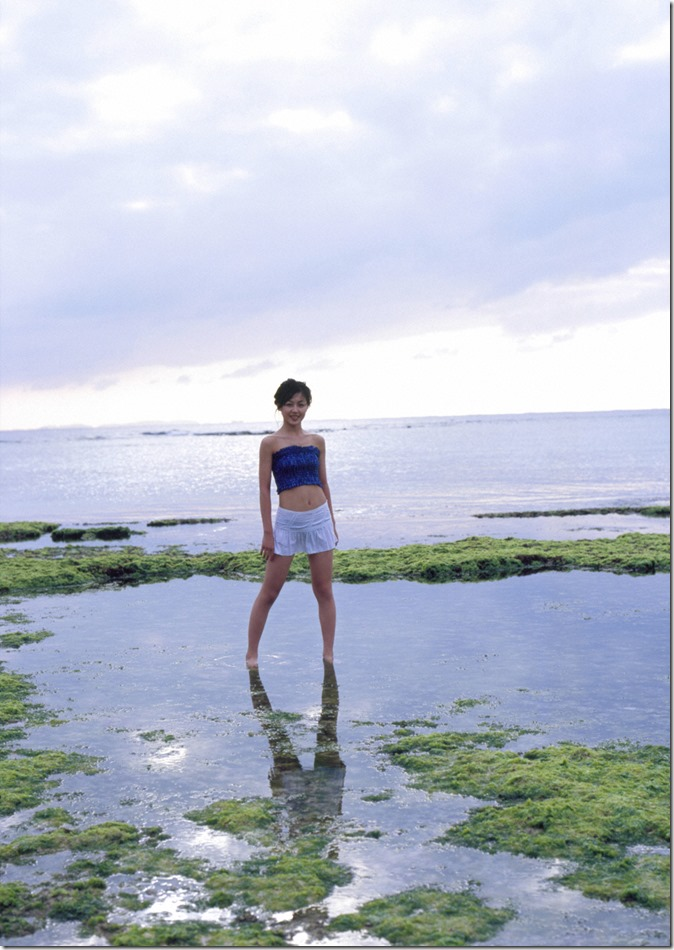 H!P Digital Photo Book #25 Kusumi Koharu Volume four (1)