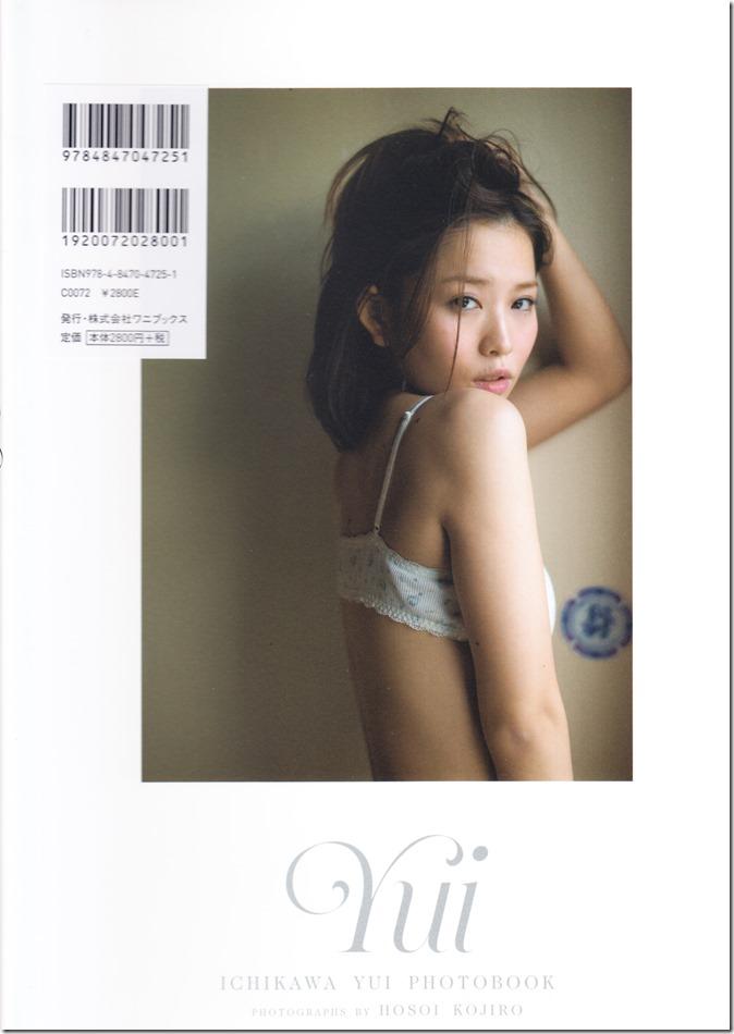 Ichikawa Yui YUI shashinshuu (3)