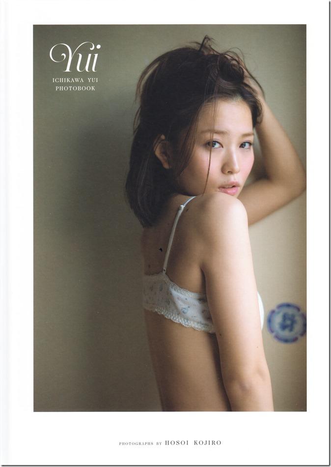 Ichikawa Yui YUI shashinshuu (5)