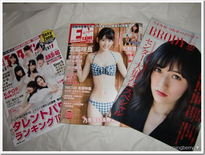 Today's arrivals.. (5)