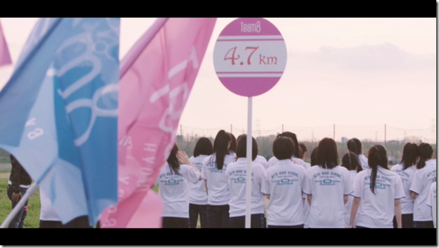 AKB48 Team 8 in Yume no route (1)