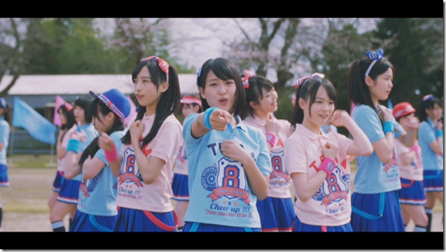 AKB48 Team 8 in Yume no route (23)
