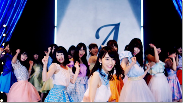 AKB48 Team A in Set Me Free (2)