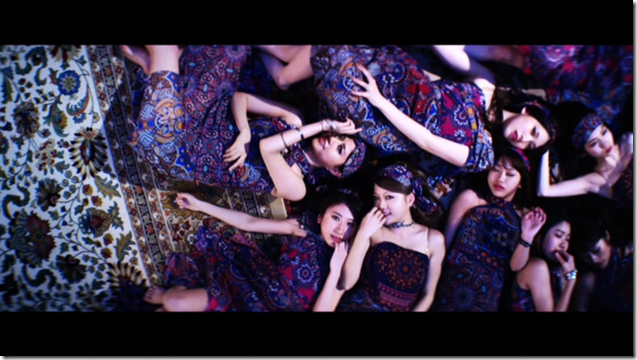 AKB48 Team K in Aishuu no Trumpeter (18)