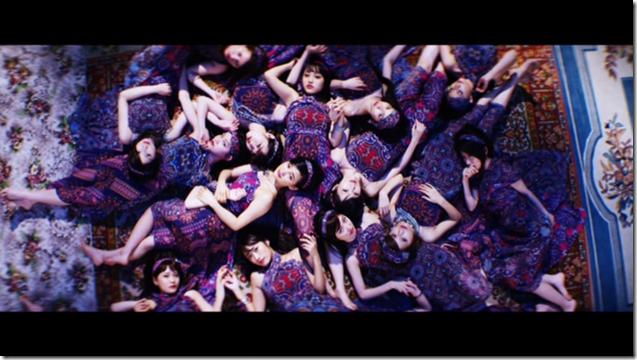 AKB48 Team K in Aishuu no Trumpeter (1)