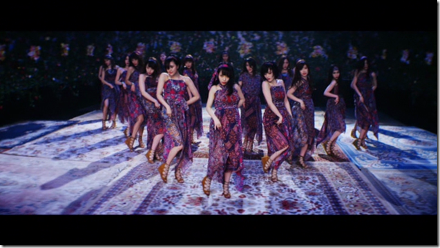AKB48 Team K in Aishuu no Trumpeter (42)