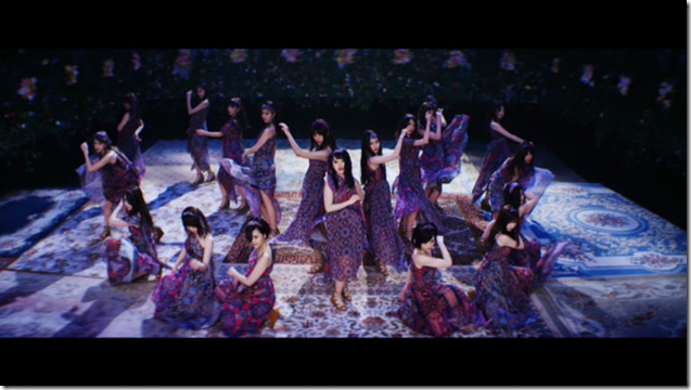 AKB48 Team K in Aishuu no Trumpeter (48)