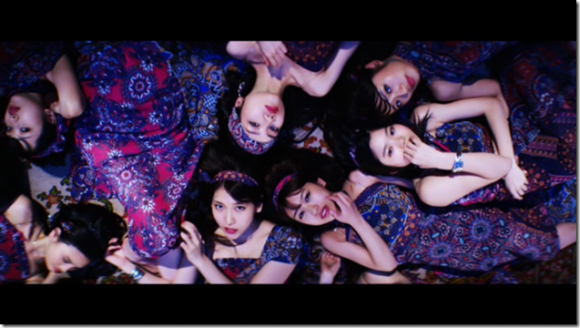 AKB48 Team K in Aishuu no Trumpeter (9)