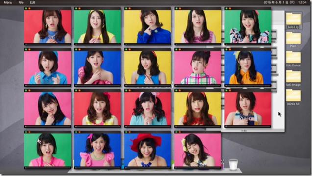 AKB48 Team4 in Kangaeru hito (4)