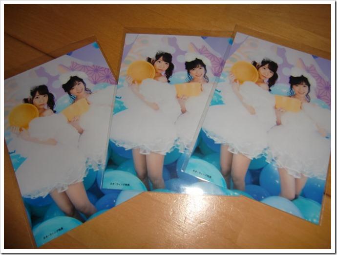 AKB48 Tsubasa wa iranai external Neowing photo extras