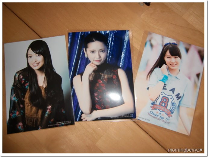 AKB48 Tsubasa wa iranai internal photo extras!!